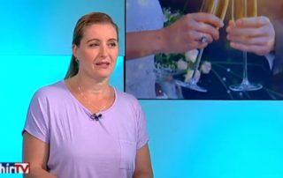 Budaházy Edda a Hír TV-ben