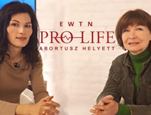 ABORTUSZ HELYETT – I. ADÁS AZ ÉLETÉRT