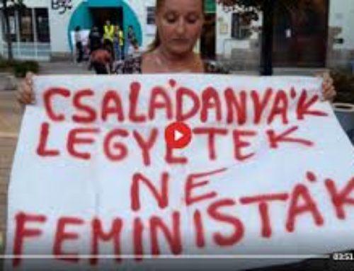 CSALÁDANYÁK LEGYETEK, NE FEMINISTÁK!